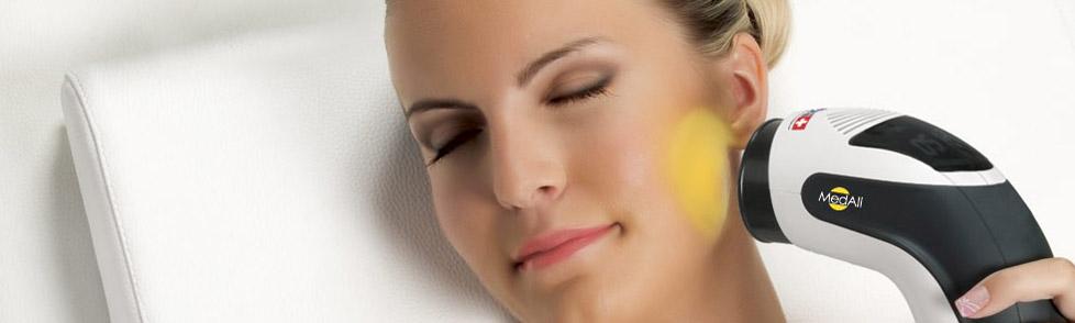 BIOPTRON Lampe Luminotherapie de Zepter
