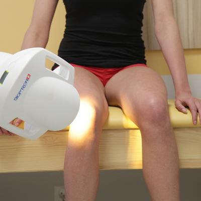 BIOPTRON pour le traitement de la douleur