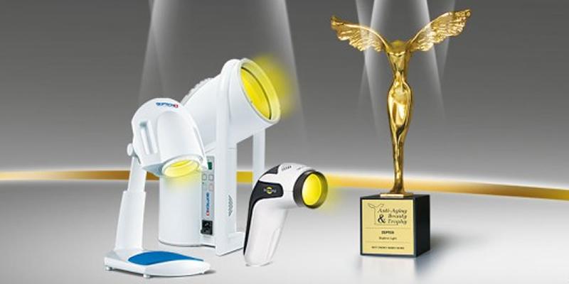 Bioptron Anti-aging Award Paris 2014