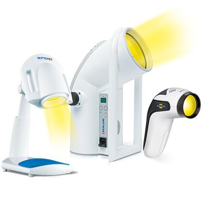 Bioptron luminothérapie de couleur